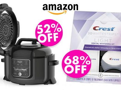 Amazon's Deepest Discounts On Black Friday & Cyber Monday