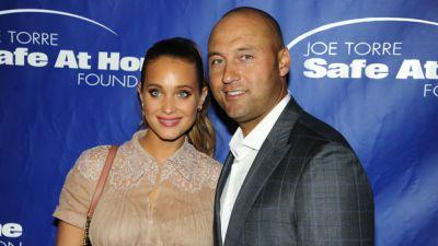 Derek And Hannah Jeter Welcome Their First Child