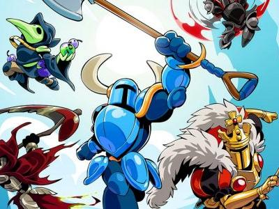 Shovel Knight adds Brawlhalla to his long list of guest appearances