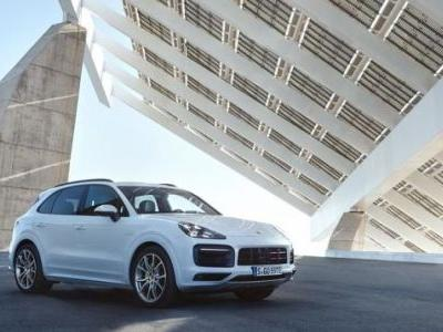 The 2019 Porsche Cayenne E-Hybrid Is More Powerful And The First Porsche With 22-Inch Wheels