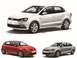 Volkswagen Launches Polo Ameo And Vento Cup Edition