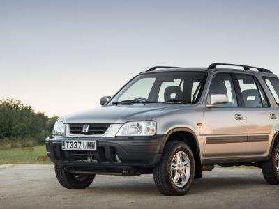 I Really Want A First-Gen Honda CR-V, And You Should Too