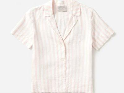 Dhani Can't Stop Buying Short-Sleeve Button Downs Like This One