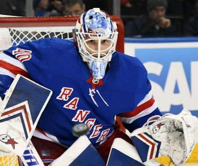 Georgiev turns back Maple Leafs in birthday masterpiece for Rangers