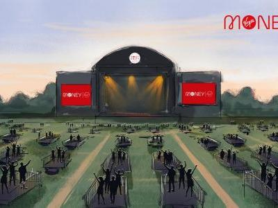 """Here's What The UK's """"First Dedicated Socially Distanced Music Venue"""" Will Look Like"""