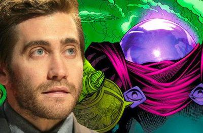 Jake Gyllenhaal Is Mysterio in Spider-Man: Homecoming 2Sony and