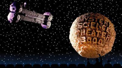First Look At New MYSTERY SCIENCE THEATER 3000 Crew