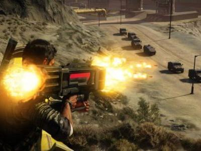 Just Cause 4 review - frame rate dips and a maddening camera fight against creative carnage and thrilling mobility
