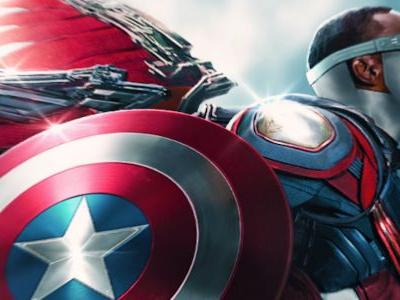 Captain America: Anthony Mackie Is Being Fitted For His Costume