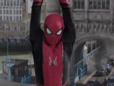 New Spider-Man: Far From Home Video Gives Details About Peter's New Suit