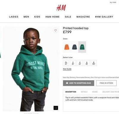 The Weeknd cuts ties with H&M over controversial jumper image