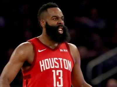 Rockets coach Mike D'Antoni marvels at James Harden's 61: 'One of the best performances'