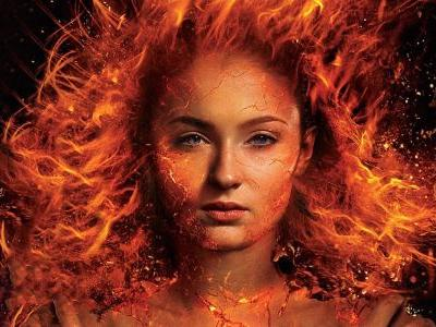 X-Men: Dark Phoenix Set Photos Showcase Jean Grey Battling Jessica Chastain's Villain
