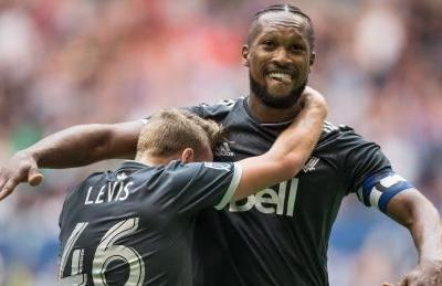 Whitecaps settle for draw after late goal from Red Bulls