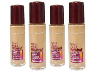 Makeup Review-Maybelline Instant Age Rewind Foundation
