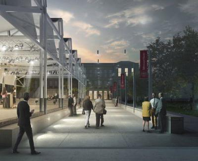 Patterhn Ives Breaks Ground on New Amphitheatre and Arts Park for Missouri State University