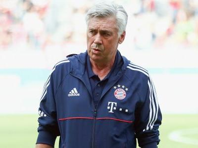 Tianjin Quanjian deny interest in Ancelotti