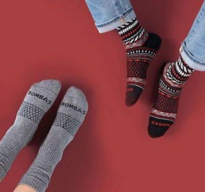 The most comfortable and supportive socks you'll ever wear are 20% for Black Friday
