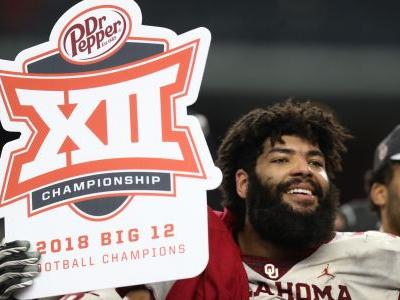 Pineville's Cody Ford has blossomed into All-American for Oklahoma Sooners