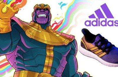 Adidas Unveils Thanos Sneakers in Celebration of Avengers: