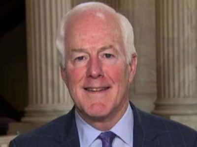 Senator John Cornyn Backs Governor Abbott's Move To Lift COVID Restrictions