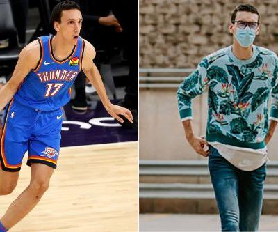 Who is Aleksej Pokusevski - and what is the obsession with his fanny pack?