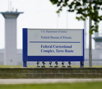 U.S. executes Virginia gang killer despite COVID-19 infection