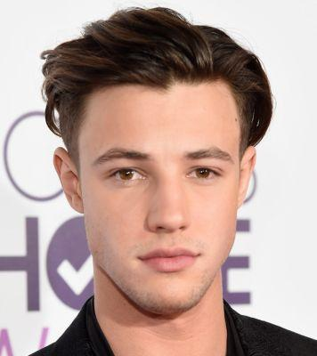 Get the Look: Cameron Dallas' 90s Heartthrob Style
