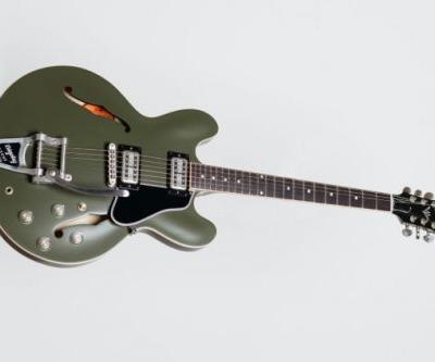 GIBSON Announces Limited-Edition CHRIS CORNELL Tribute Guitar