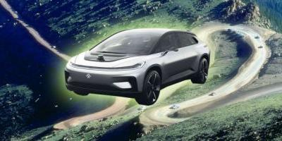 Electric Car Company Faraday Future Will Race Pikes Peak This Year