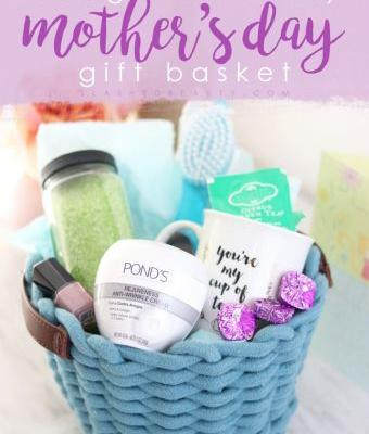 Budget-Friendly Mother's Day Gift Basket: Celebrating Virtually