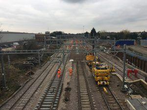 Major Track Upgrade for Norwich to London Rail Passengers Begins this Weekend
