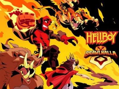 Brawlhalla to Add Hellboy Characters in April