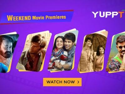World Television Premieres to Watch on YuppTV this Weekend