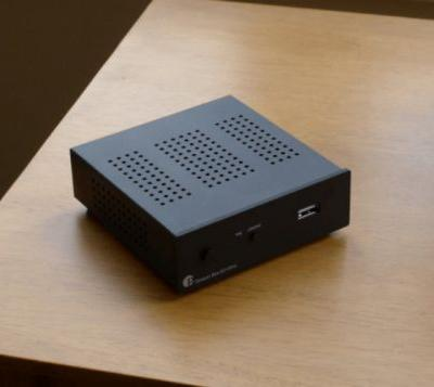 Pro-ject Stream Box S2 Ultra powered by a Raspberry Pi