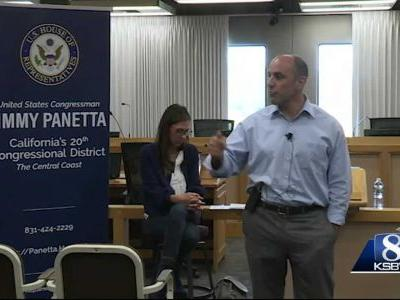 Rep. Jimmy Panetta hosts town hall in Santa Cruz, talks Mueller report