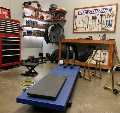 Great Motorcycle Stands To Get Your Bike Off The Ground