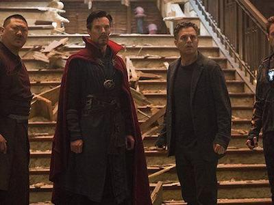 Avengers: Infinity War's Honest Trailer Highlights The Marvel Movie's Astounding Number Of Characters