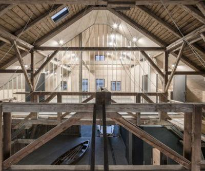 Boathouse / Buero Wagner