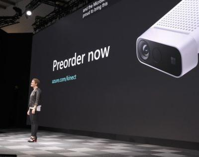 Microsoft announces an Azure-powered Kinect camera for enterprise