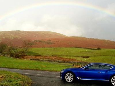 Bentley GT Continental - Grand Tourer Best Of British