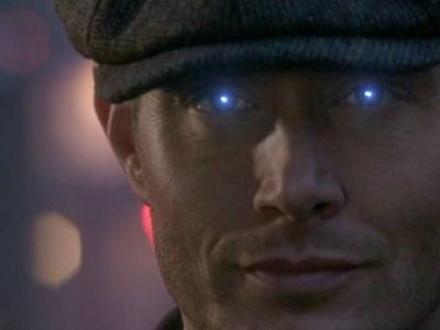 Supernatural Season 14 First Look Reveals Michael's Meeting With Jo