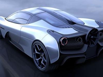 Track-Only Version Of Gordon Murray Automotive T.50 'F1 Successor' Confirmed