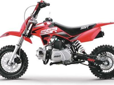 SSR SR70C vs. Honda CRF50F Comparison