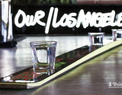 International-Local Label Our/Vodka Sweeps Cities