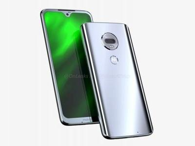 Moto G7 renders reveal a waterdrop notch and dual cameras
