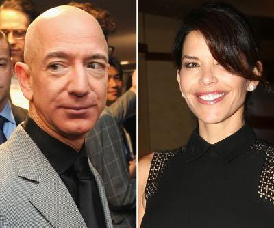 Jeff Bezos and Lauren Sanchez are closer than ever