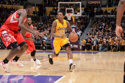Lakers Trade Lou Williams to Rockets for Corey Brewer