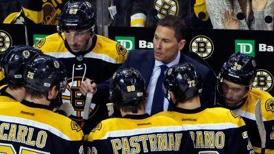 Bruce Cassidy officially hired as Bruins head coach