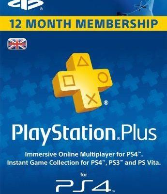 12 Month PS Plus under £38, PS4 God of War, Wolfenstein and Doom for £259